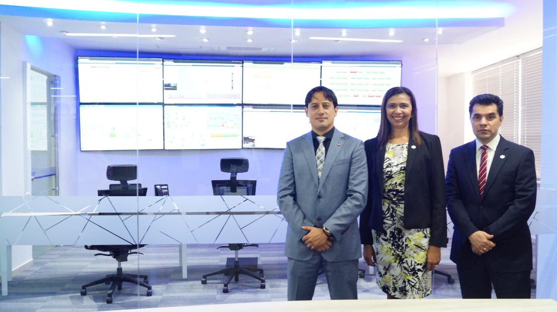 Central Integral de Monitoreo - Equipo Directivo Grupo Réditos